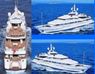 Blue Force One luxury yacht charter East Med