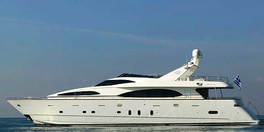 100 Foot Yacht >> M Y Ouzo Palace Azimut 100 Luxury Crewed Motor Yacht Charter Greece