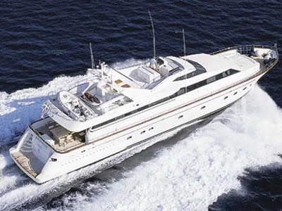 100 Foot Yacht >> Perseus Falcon 100 Feet Luxury Crewed Motor Yacht Charter