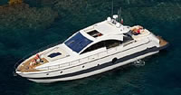 Aicon 62 Open Available base to embark: Naples to cruise to Amalfi coast and Capri