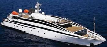 ELEGANT 007 ex RM ELEGANT mega motor yacht charter Greece