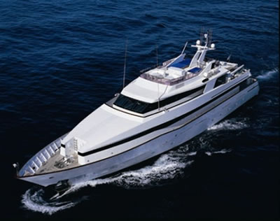 M/Y TRINITY II BENETTI 42 140 feet Luxury Crewed Motor Yacht Charter Greece