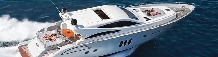 Under 75 feet yacht charter Greece Alphamarine 72