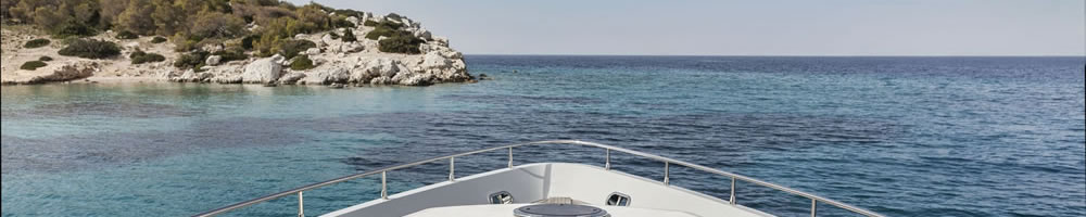 Yacht charter Greece background