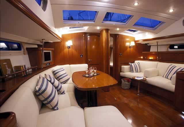 Beneteau 57 Flagship Series Sailing Yacht Charter Greece