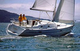 Beneteau Oceanis 331 Sailing Yacht Charter Greece Bareboat