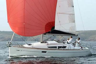 Jeanneau Sun Odyssey 36i Sailing Yacht Charter Greece