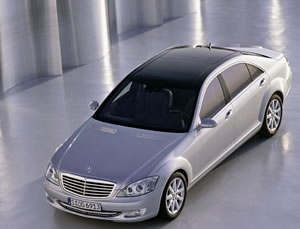 Exotic car hire and limousine service in Greece
