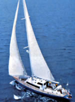M/S COMPOUND INTEREST Greek Motorsailor charter